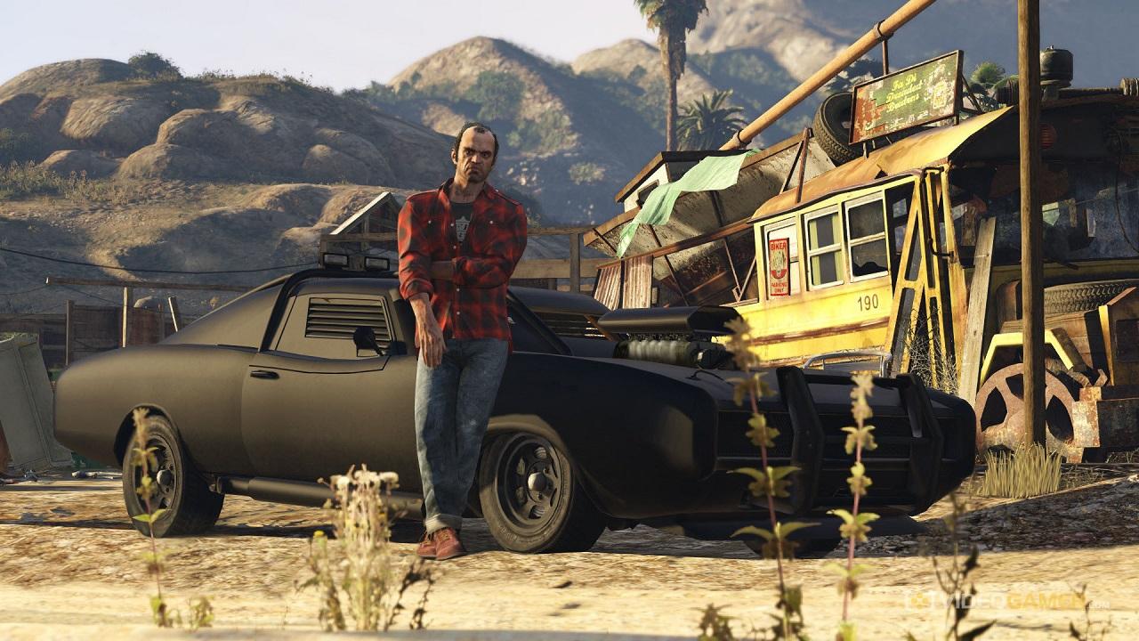 Скачать Grand Theft Auto 5