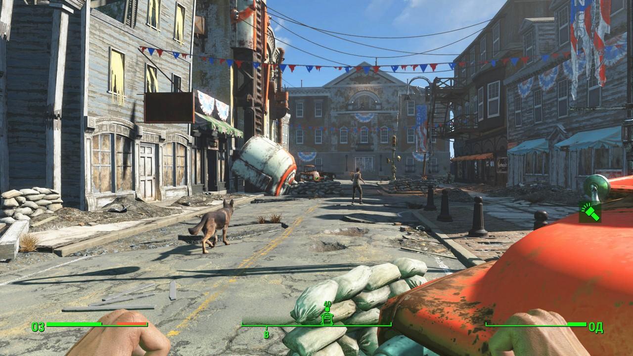Fallout 4 скачать торрент от механиков на русском.