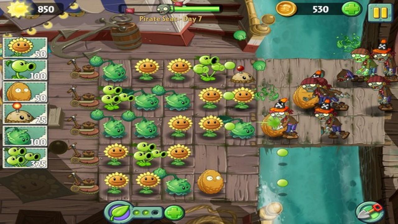 Скачать Plants vs Zombies 2 торрент бесплатно на PC