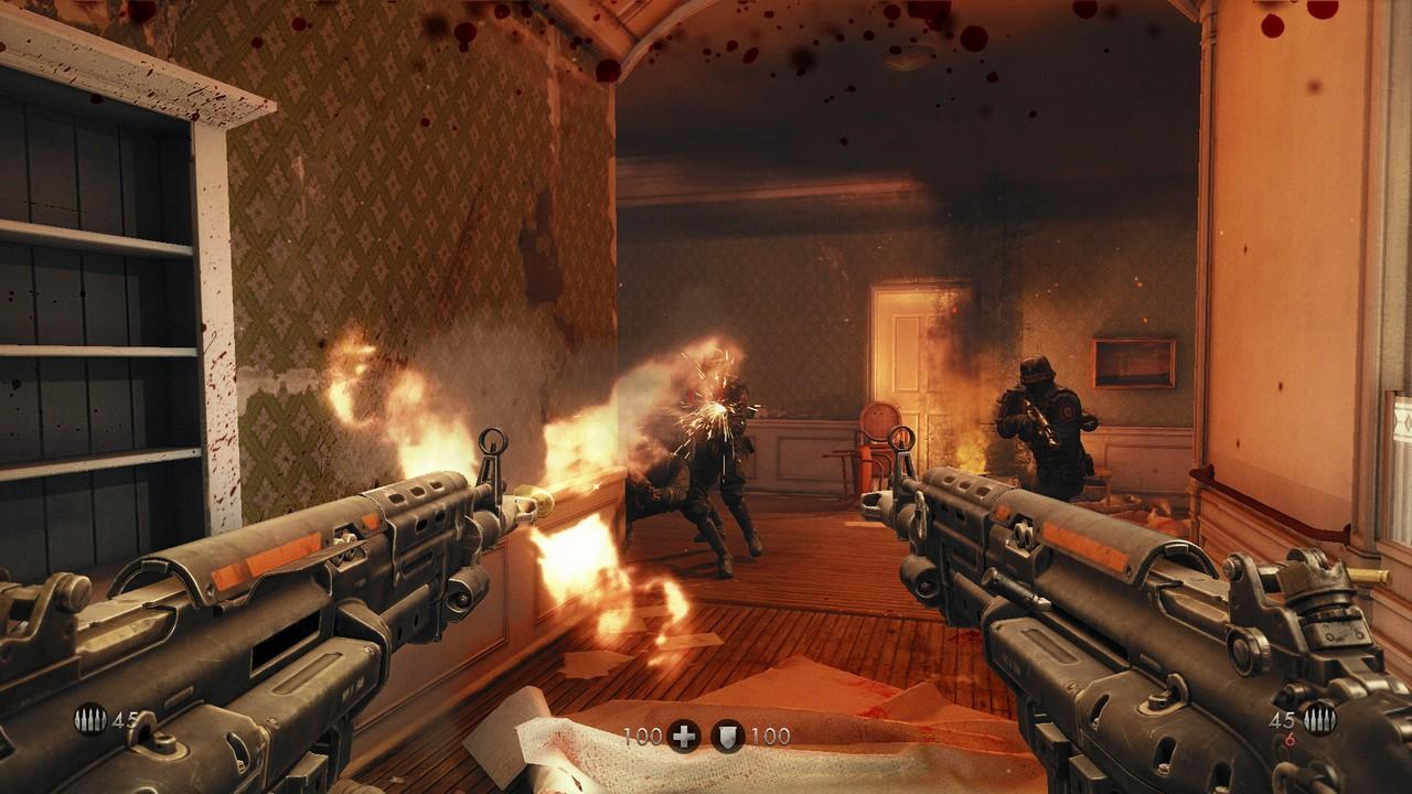 Wolfenstein ii скачать торрент от механиков