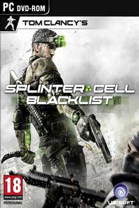 Splinter Cell Blacklist скачать торрент
