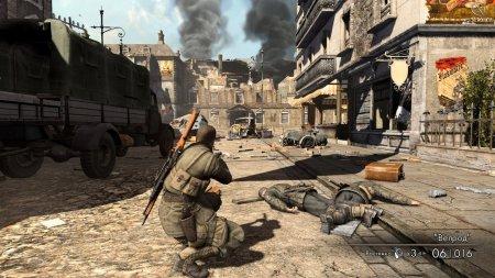 Sniper Elite 3 скачать торрент