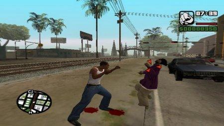 GTA San Andreas скачать торрент