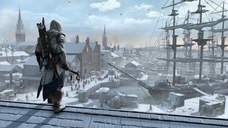 Assassin's Creed 3 скачать торрент