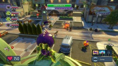 Plants vs Zombies: Garden Warfare скачать торрент