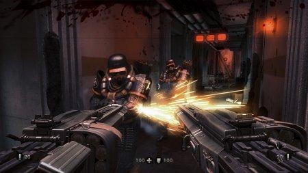 Wolfenstein: The New Order скачать торрент