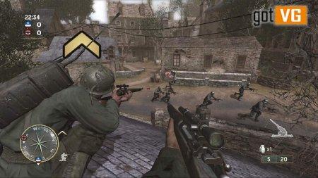 Call of Duty 3 скачать торрент