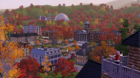 The Sims 3: Seasons / Симс 3: Времена Года