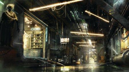 Deus Ex: Mankind Divided скачать торрент
