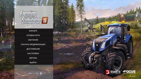 Farming Simulator 15 скачать торрент