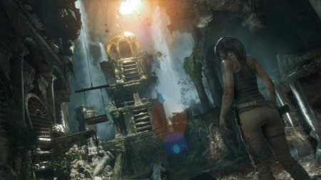 Rise of the Tomb Raider скачать торрент