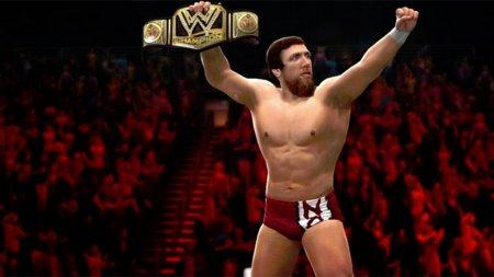 WWE 2K15 PC скачать торрент