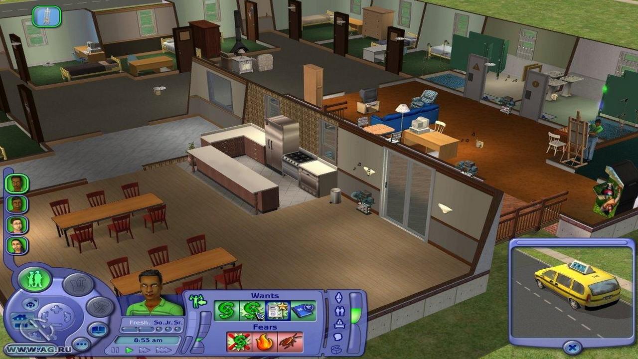 The sims 2: антология (2004-2008) скачать через торрент на pc.