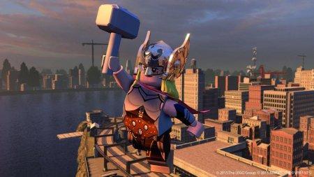 LEGO Marvels Avengers скачать торрент