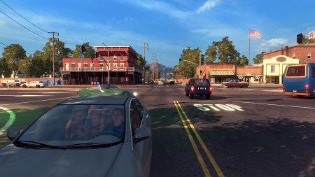 American Truck Simulator California скачать торрент