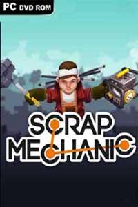 Scrap Mechanic скачать торрент