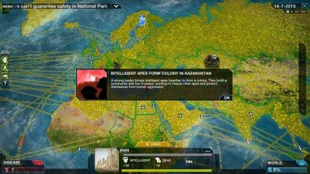 Plague Inc: Evolved скачать торрент
