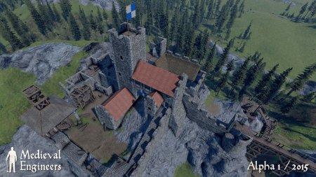 Medieval Engineers скачать торрент