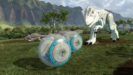 LEGO Jurassic World скачать торрент