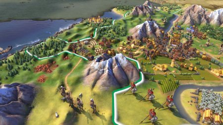 Civilization 6 скачать торрент