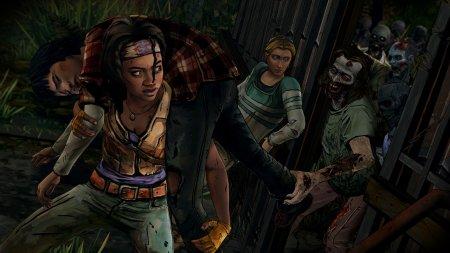 The Walking Dead Michonne Episode 1-3 скачать торрент