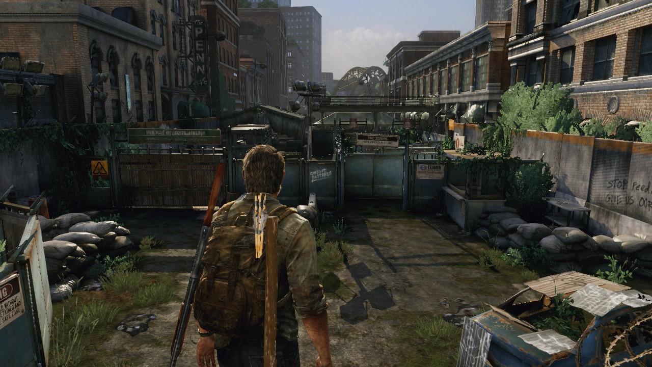 The Last of Us скачать торрент на PC бесплатно
