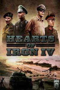 Hearts of Iron 4 скачать торрент