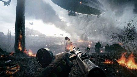 Battlefield 1 скачать торрент