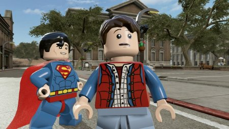 LEGO Dimensions скачать торрент