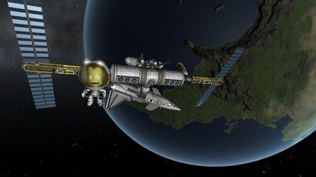 Kerbal Space Program скачать торрент