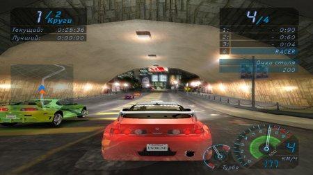 Need for Speed Underground скачать торрент