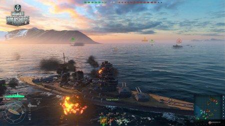 World of Warships скачать торрент