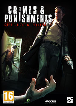 Sherlock Holmes: Crimes and Punishments скачать торрент