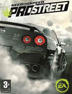 Need for Speed ProStreet скачать торрент