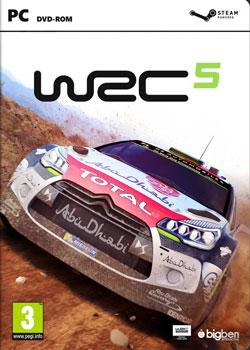 WRC 5 скачать торрент