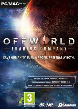 Offworld Trading Company скачать торрент