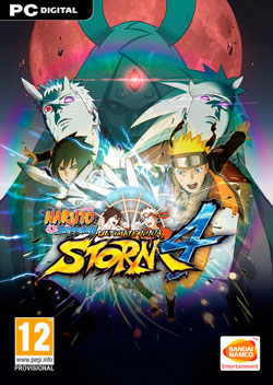 Naruto Shippuden Ultimate Ninja Storm 4 скачать торрент
