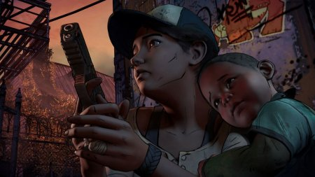 The Walking Dead The Telltale Series A New Frontier скачать торрент