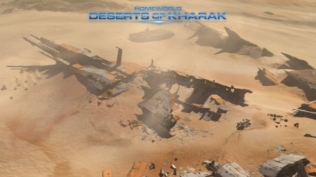Homeworld Deserts of Kharak скачать торрент