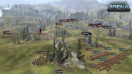 Total War Arena скачать торрент