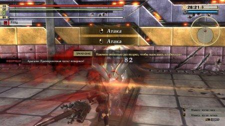 GOD EATER 2 Rage Burst скачать торрент