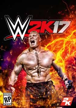 WWE 2K17 скачать торрент