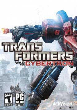 Трансформеры: Битва за Кибертрон скачать торрент