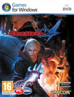 Devil May Cry 4 скачать торрент