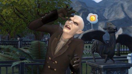 Симс 4 Вампиры скачать торрент