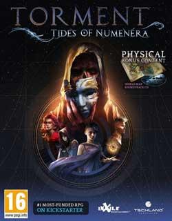 Torment: Tides of Numenera скачать торрент