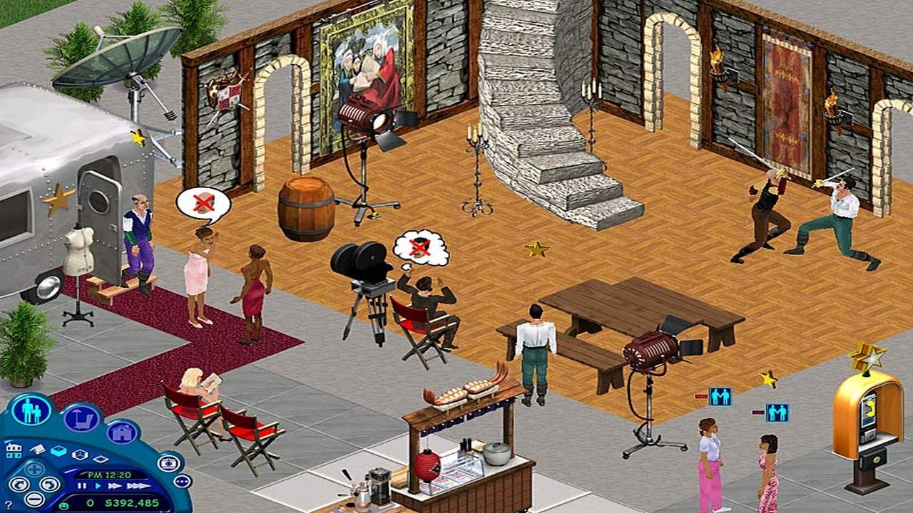 Симс 1 скачать торрент на PC бесплатно Sims 1 скачать