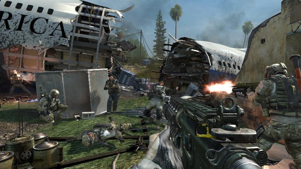 Скачать cod mw3 multiplayer торрент механики prakard.