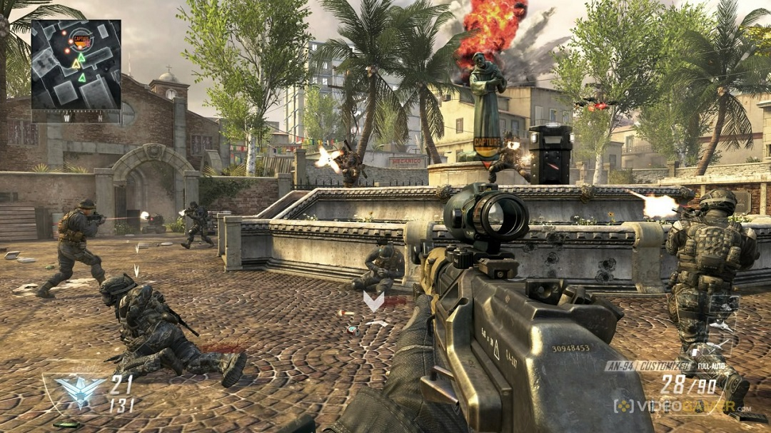 Call of duty: black ops 2 + zombie и multiplayer скачать торрент на pc.