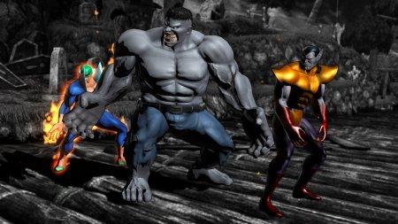Ultimate Marvel vs. Capcom 3 скачать торрент